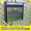 Custom Made Free Standing Stainless Steel Postal Box