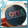 Custom Elegant Black Promotion Slogan Adhesive Sticker Lebel