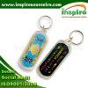 Plastic Promotional Keychain for Premium