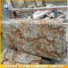 Yellow Verniz Tropical Granite Kitchen Island Countertops