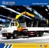 XCMG Sq8zk3q 8ton Folding-Arm Truck Mounted Crane