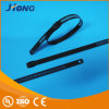 Stainless Steel Ladder Cable Tie (Single Barb Lock) (Epoxy/Polyester Coated)