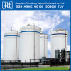 Vacuum Powder Cryogenic Flat Bottom Storage Tank