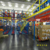Rack Supported Steel Mezzanine Floor Multi-Layer Racking