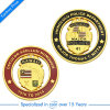 Custom Cheap Gold Army Military Police Coin
