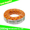 0.75mm PVC Insulated Twist Copper/CCA Rvs Electric/Electrical Wire Cable