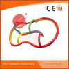 Outdoor Inflatable Air Track Race Road for Zorb Ball (T9-602)