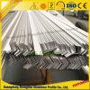OEM Horizonal Aluminium Section Aluminum Angle