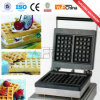 New Design Wafer Machine with Handle / Waffle Machine for Sale