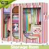 Large Living Room Furniture Cloth Strong Canvas Wardrobe