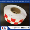 Grid Pattern Reflective Safety Warning Checkered Tape