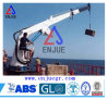 Hydraulic Vessel Telescopic Floading Boom Marine Ship Deck Crane