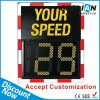 Speed Radar Outdoor LED Speed Limit Display Traffic Signs