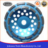180mm Double Row Cup Wheel for Stone