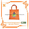 Cheap Orange Cotton Cloth Bag Wholesale
