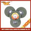 100X12mm Non-Woven Polishing Disc (Green Color)