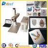 20W Portable Mopa Fiber Colour Marking Metal Machine
