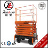 China Movable Scissor Lift Aerial Work Platform