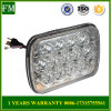 4D Lens LED Headlamp 7X6 LED Headlight for Jeep
