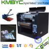 Flatbed Digital Textile Printing Machine with Colorful Design