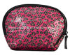 Red and Black with Sequins L′oreal Audit Make up Bag BPS045