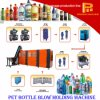Full Automatic Pet Bottle Blowing Machine / Bottle Blower Machine