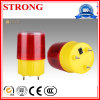 Rotary Blowing Flash/Blink 8 LEDs Construction Obstruction Light for Tower Crane