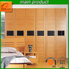 Melamine E1 Glue Plywood Bedroom Wardrobes with High Quality