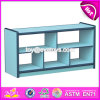 Customize Colorful Children Small Wooden Bookcase W08c192