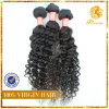 New Arrival 5A-Deep Wave 100% India Human Hair Hot Popular Hair Weaving