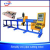 CNC Plasma Cutting Machine Hole Drilling/Slotting Machine for Steel Pipe/Tube Trusses