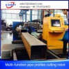 SGS Square Profiling Pipe CNC Plasma Cutting Beveling Machine