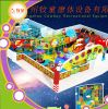 Indoor Soft Playground Trampoline Role Playhouse