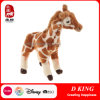 Custom Cheap Stuffed Giraffe Wild Animals Plush Toys