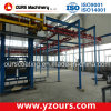 Large Capacity Screw Chain Conveyor Line