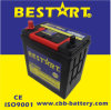 12V36ah Premium Quality Bestart Mf Vehicle Battery JIS 38b20r-Mf