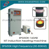 160kw 30-80kHz High Frequency Induction Heating Machine Spg50K-160b for Quenching