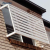 Aluminium Shutter Louver Shutters with Operable Blade