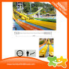 Giant Twist Style Pool Plastic Water Slide Plaground for Sale