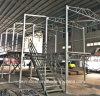 Waterproof and Moistureproof Steel Frame Prefabricated Villa House