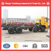 8X4 Flat Roof Cabin Truck Chassis/Mining Truck Chassis