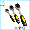 O-Angle Cr-V Curve Ratchet Handle Wrench