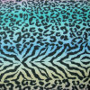 210d Ripstop Leopard Spot PVC/PU Printed Polyester Fabric (XL-375-3)