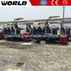 Agricultural Combine Harvester with Rice or Rape Cutting Unit
