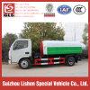 DFAC Dump Garbage Truck Hydraulic 5 Cbm Supplier Rubbish Collector