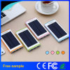 Waterproof Flashlight Portable Solar 12000mAh Power Bank