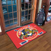 Custom Printed Label Sports Logo Door Mat for Fan Premiums