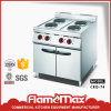 Set Cooking Range with Griddle&Fryer&Hot Plate&Bain Marie