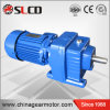 Inline Shaft Foot Mounted R Series Helical Gearmotors