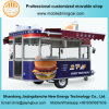 Most Popular Mobile Food Cart/ Street Food Trailer